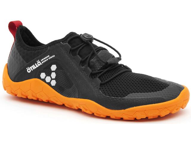 """Vivobarefoot M's Primus Swimrun FG Mesh Shoes Black/Orange"""